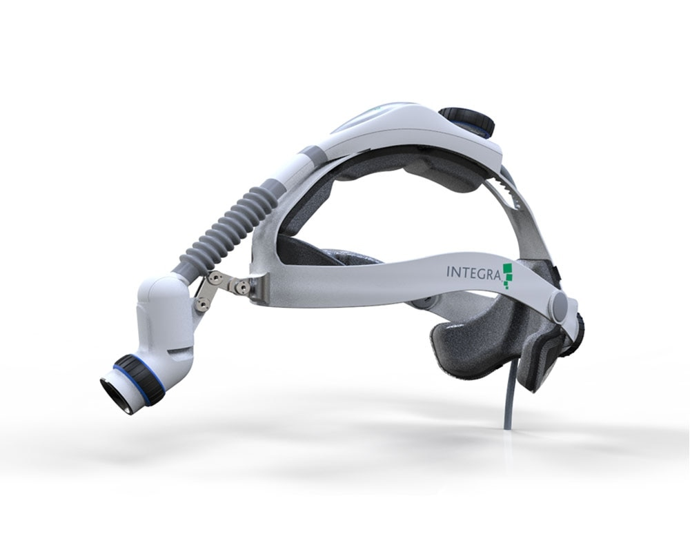 Integra® DUO LED Surgical Headlight System